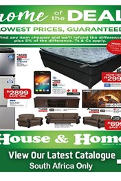 Find Specials || House and Home Deals