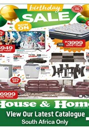 Find Specials || House and Home Birthday Sale
