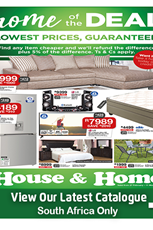 Find Specials || House and Home Deals Catalogue