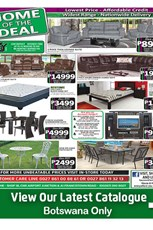Find Specials || House and Home Specials Catalog - Botswana