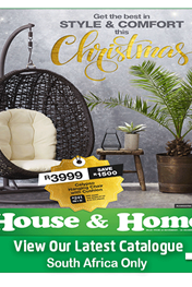 House And Home Christmas Specials 24 Nov 2017 24 Dec