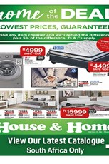 Find Specials || House and Home Specials Deals