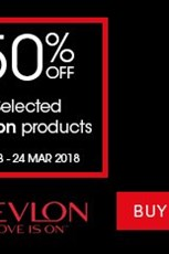 Find Specials || Edgars Revlon Promotion