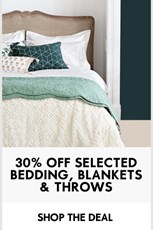 Find Specials || Woolworths Bedding Sale