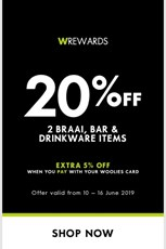 Find Specials || Woolworths Rewards