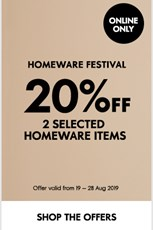 Find Specials || Woolworths Home Sale