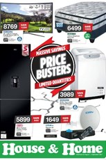 Find Specials || House and Home Price Buster Massive Savings