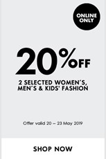 Find Specials || Woolworths 20% OFF on Fashion