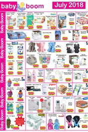 Find Specials || Baby Boom Monthly Specials