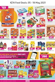 Game Grocery Deals KZN
