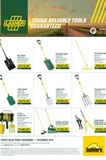 Find Specials || Builders Lasher Deals