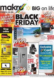 Makro Black Friday Deals Catalogue 21 Nov 2017 26 Nov