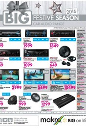 Makro Car Audio Promotions
