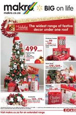 Find Specials || Makro Christmas Decor