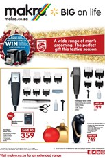 Find Specials || Makro Philips Christmas Specials