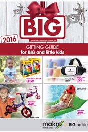 Find Specials || Makro Big Toy Festive Specials