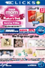 Find Specials || Clicks Mother's Day Specials catalogue