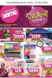 Game Weekly Specials Catalogue