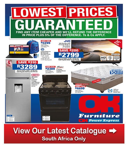 Ok furniture specials catalogue 09 jan 2018 21 jan 2018 for At home furniture catalogue