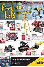 Find Specials || Builders Warehouse Tool Specials