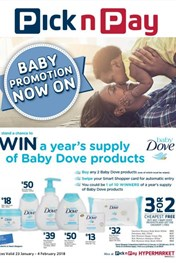 Find Specials || PnP Baby Promotions