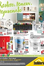 Find Specials || Builders Warehouse Catalogue Specials