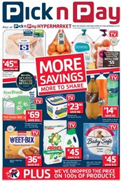 Eastern Cape Pick n Pay More Savings Promotion