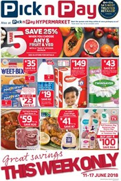 Find Specials || Eastern Cape Pick n Pay Promotion