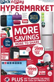 Pick n Pay Hypermarket Deals