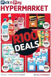 Find Specials || Eastern Cape Pick n Pay Hypermarket Specials