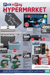 Find Specials || Pick n Pay Hypermarket Fathers Day Savings
