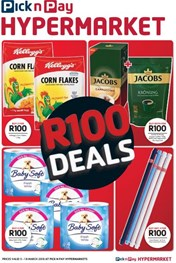 Inland Pick n Pay Hypermarket R100 Savings