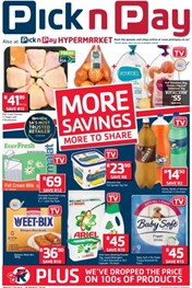 KZN Pick n Pay More Savings