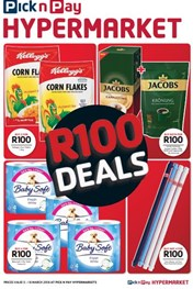 KZN Pick n Pay Hypermarket R100 Deals