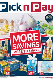 PnP Easter Savings