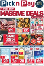 Find Specials || KZN Pick n Pay Deals