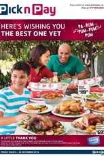 Find Specials || Pick n Pay Christmas Deals