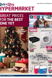 Find Specials || Pick n Pay Hypermarket Christmas Specials