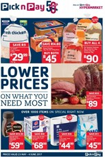 Find Specials || Pick n Pay Inland Specials