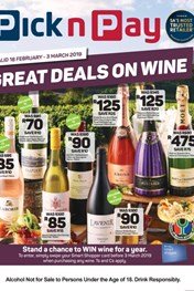 Pick n Pay Wine Festival