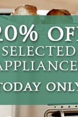 Find Specials || @Home appliance specials