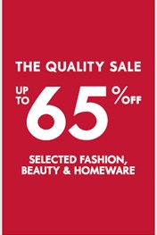 Find Specials || Woolworths Quality Sale