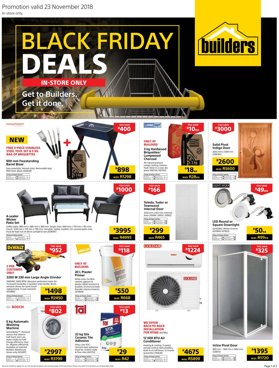 Builders Warehouse Catalogues Find Specials