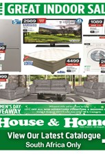 Find Specials || House and Home Great Indoor sale