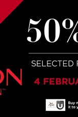 Find Specials || Red Square Revlon Promotion