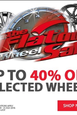 Find Specials || Tiger Wheel and Tyre Sale