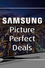 Find Specials || Hirsch's Samsung Deals