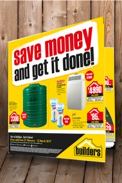 Save Money at Builders Warehouse
