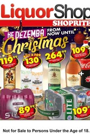 Find Specials || Gauteng Shoprite Liquorshop Specials