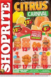Find Specials || Eastern Cape Citrus Carnival Deals